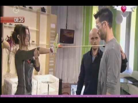 video - Teleráno v televízii Markíza