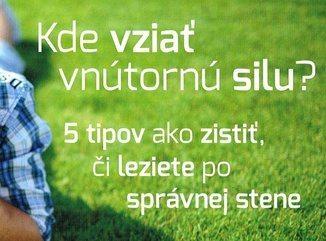 Slovak Man - Kde vziať vnútornú silu