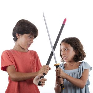 Rivalidad entre hermanos